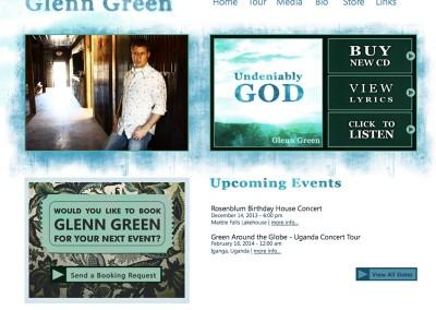 Glenn Green Music