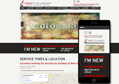 Christ Fellowship UMC