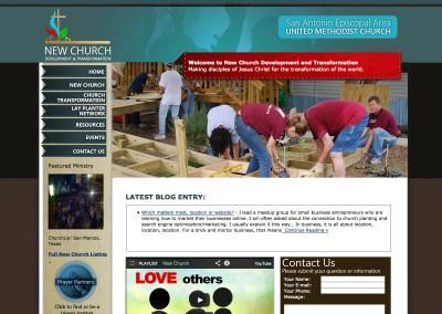 New Church Development