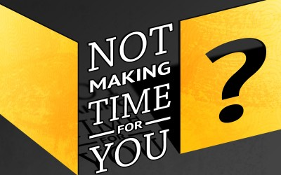 """Makers, the World Needs You to Take """"ME-TIME"""""""